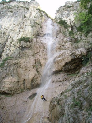 Cascade du Ruisant
