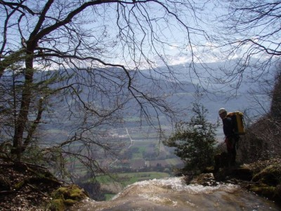Cascade de Teppes Cochon