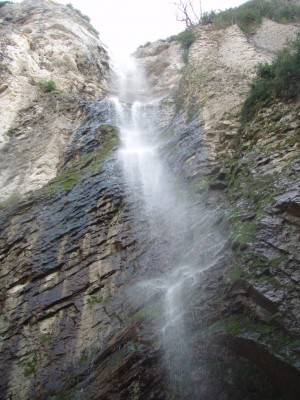 Cascade de Bruire