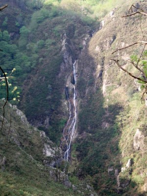 Cascadas de Irusta