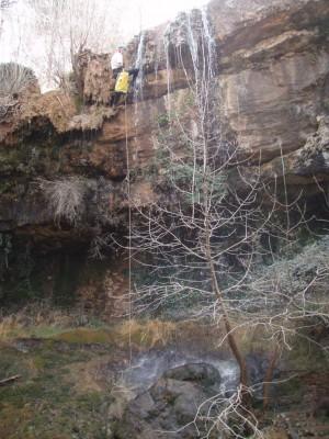 Cascade du Bayon