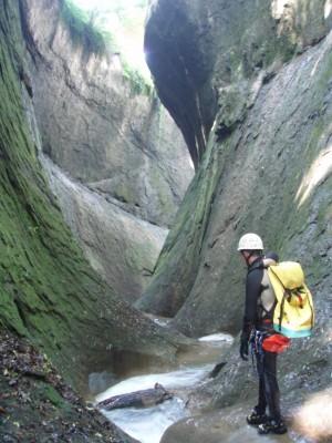 Gorges du Parmand