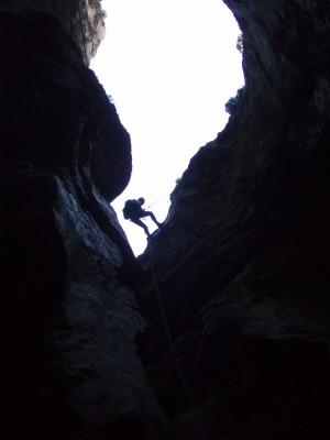 Portela canyon