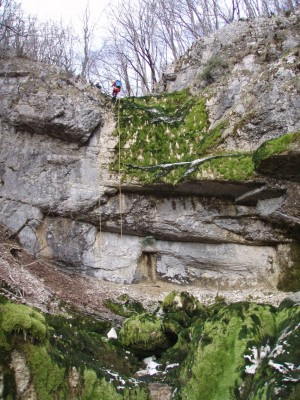 Cascades du Bief de la Ruine