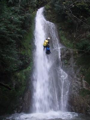 Ruisseau du lac de Chanon