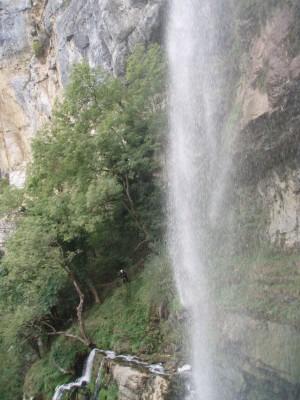 Cascades de Charabotte