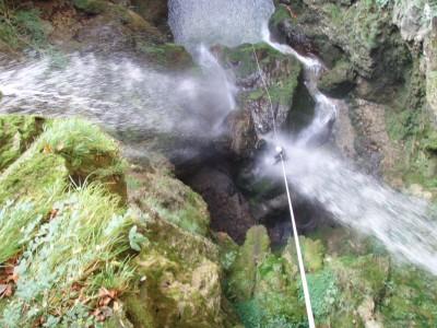 Cascades de la Fouge