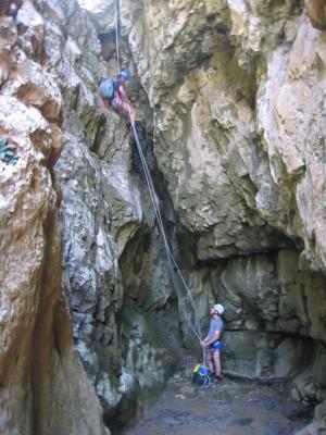 Barranco de las Fuentes de la Muria
