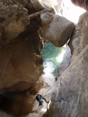 Canyon de Diras