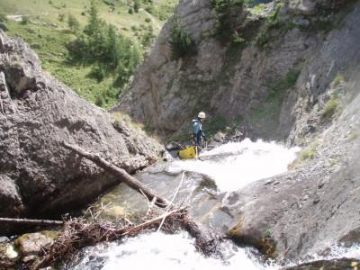 Canyon du Pont de l'Alpe