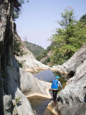 Canyon de Rakopotamos