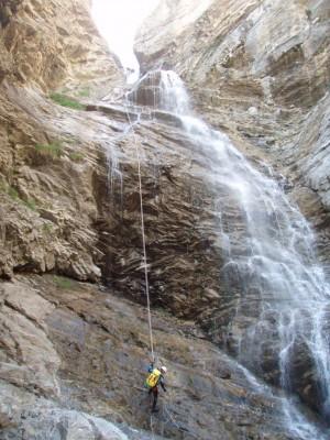 Canyon de Réallon