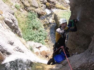 Canyon de Tresonce