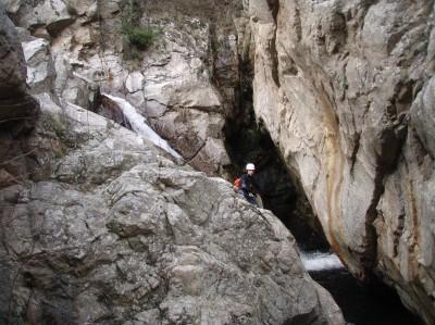 Canyon du Turzon