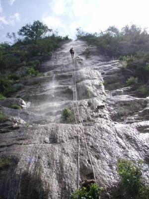 Cascade des Trois Blaireaux