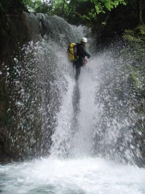 Canyon du Versoud