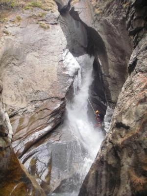 Canyon de la Meije (aval)