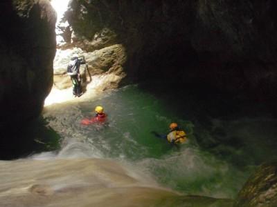 Canyon de l'Infernet