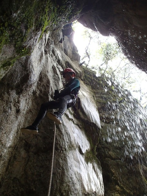 Canyon du Versoud (partie basse)