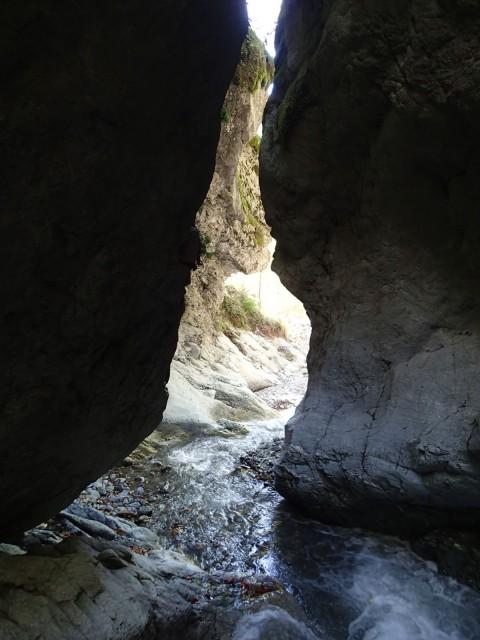 Gorges de Lavaldens