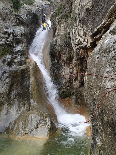 Cascade du Sautadou