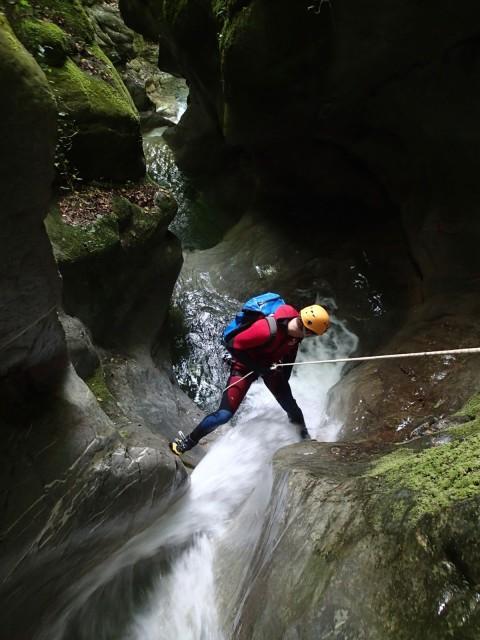 Canyon de Frontenex