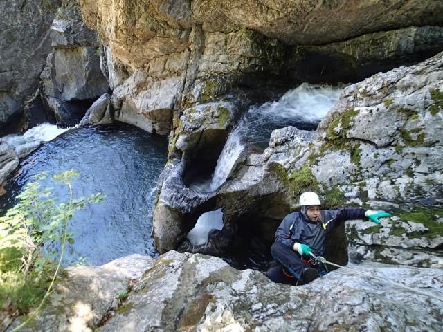 Gorge de Cap de Pount