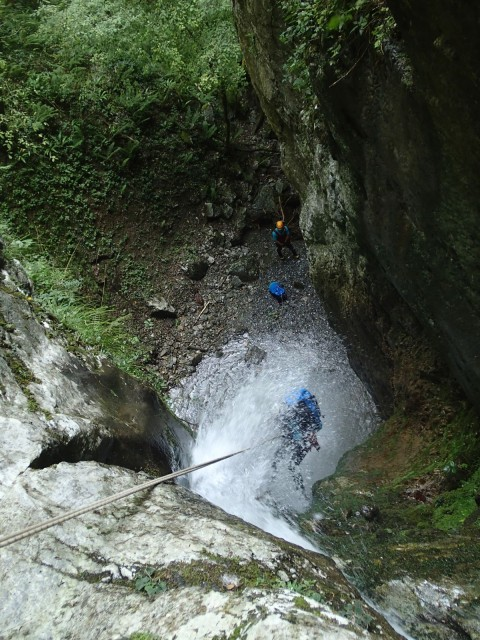 Canyon d'Errekaltia
