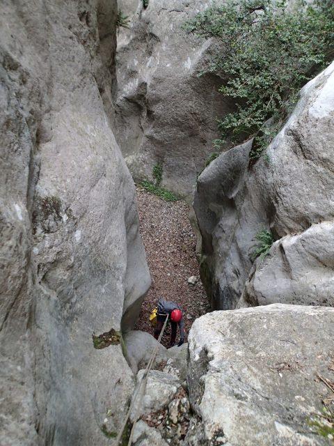 Barranc de Fontanella