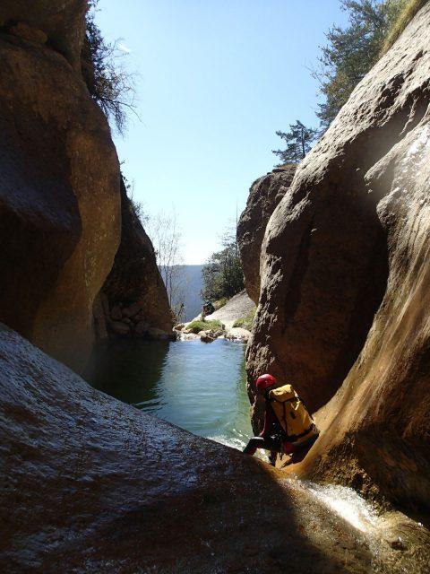 Barranc del Pas de l'Escalell