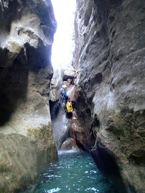 Barranco del Formiga