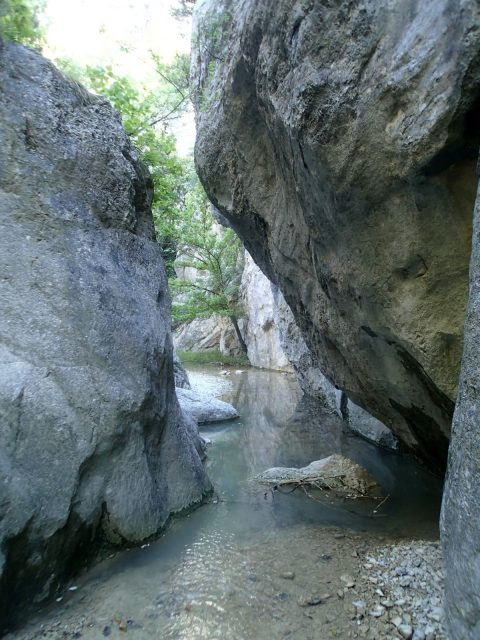 Cascade de Lafare