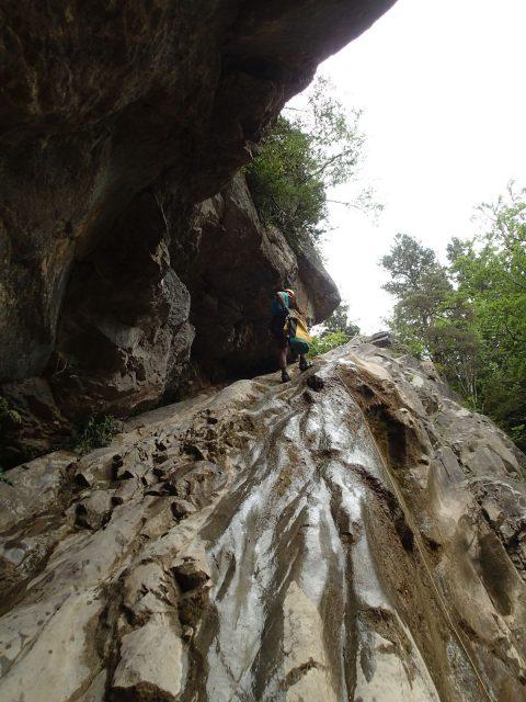 Barranco de la Cueva del Oso