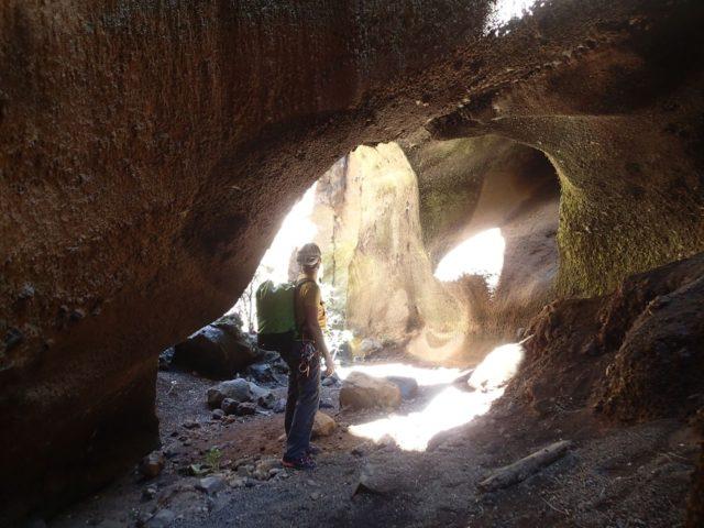 Barranco de Arcos de Chimoche