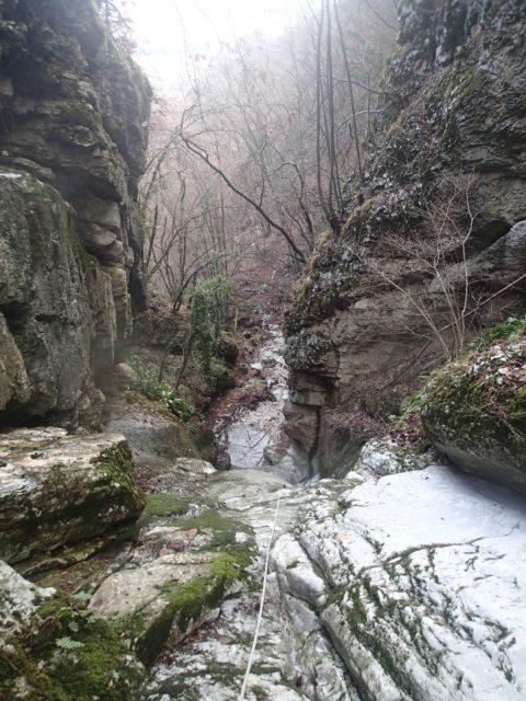 Ruisseau de l'Eyrard