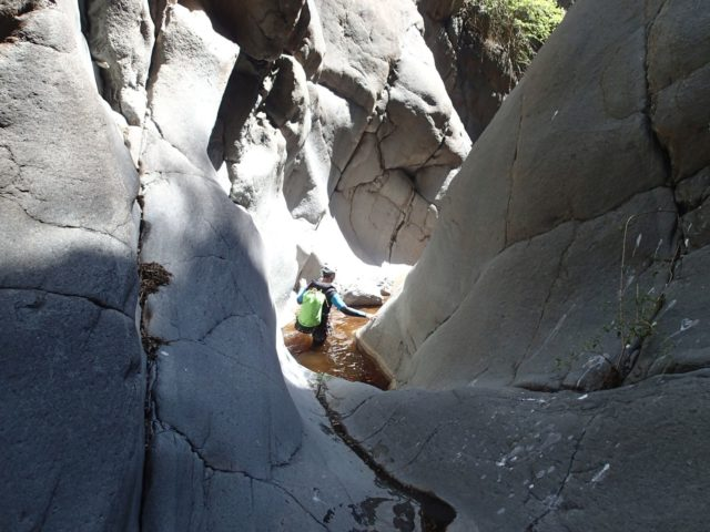 Barranco de la Chola