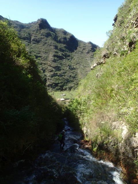 Barranco de Lomo Morin