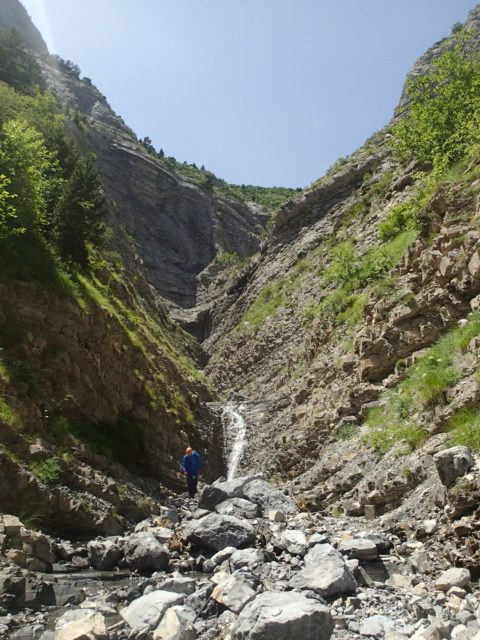 Torrent des Farelles