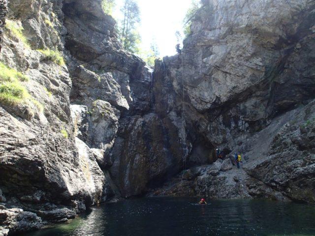 Archbach (Stuibenfälle)
