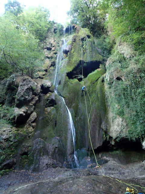 Cascade d'Autoire