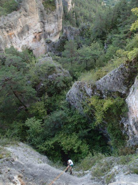 Ravin de Saint-Marcellin