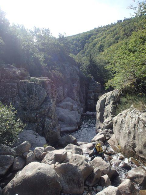 Gorges du Tapoul