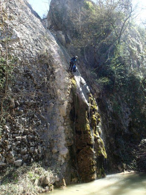 Le Rif de la Grotte de la Dame