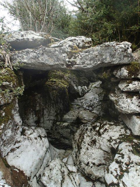 Canyon du Pont des Oules