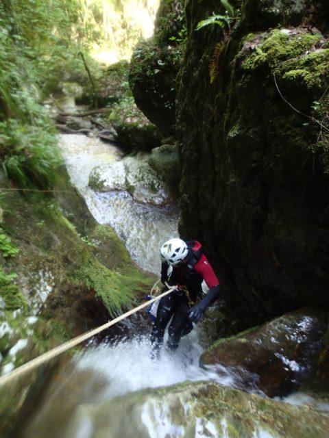 Etroit de Colombière (Ruisseau des Gorges)