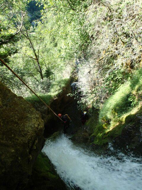 Cascade de Couz