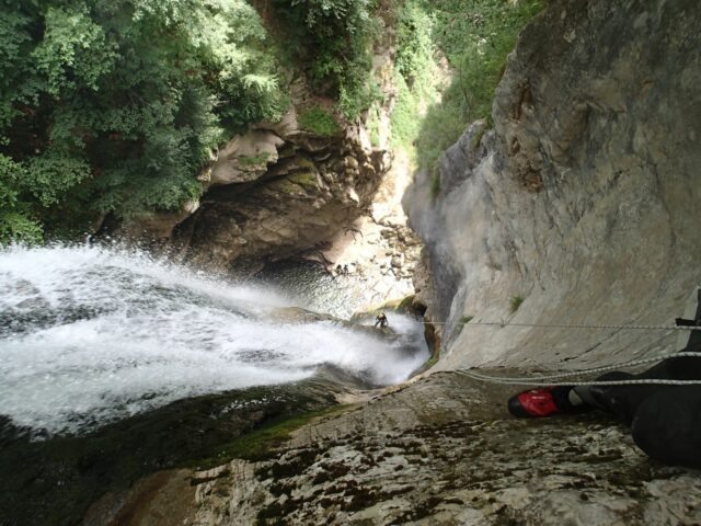 Canyon de la Doria