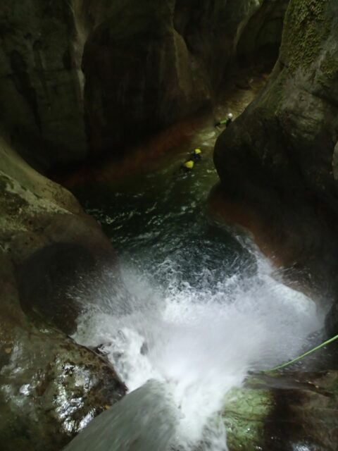 Canyon du Pont du Diable