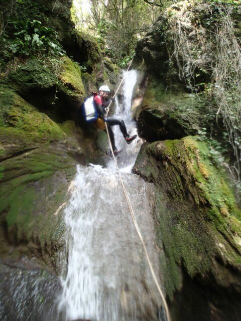 Cascades de la Serraz (Nant Varon)
