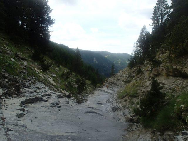 Ravin des Grosses Pierres